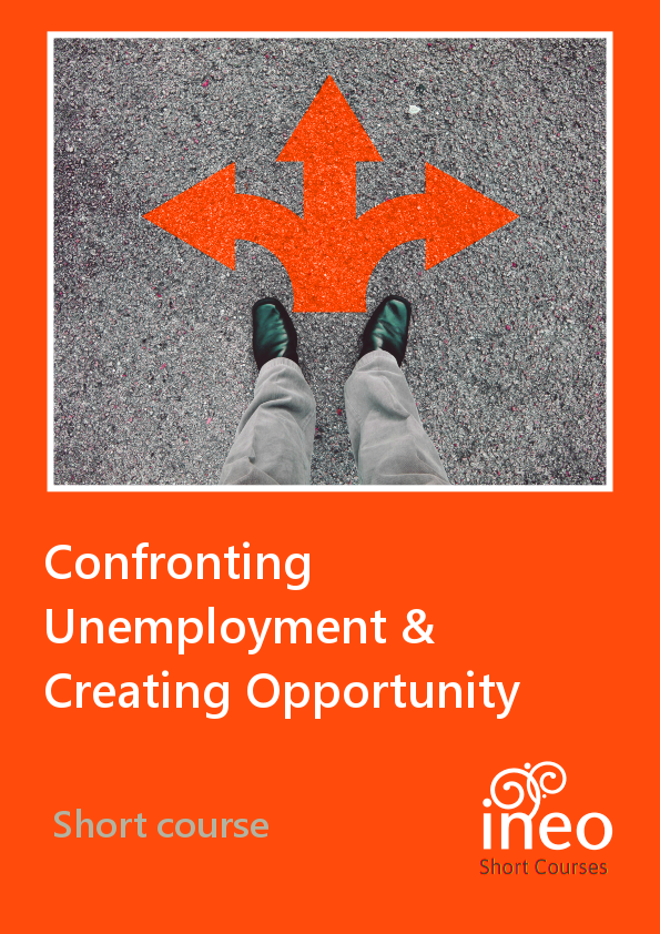 Ineo short course Confronting Unemployment